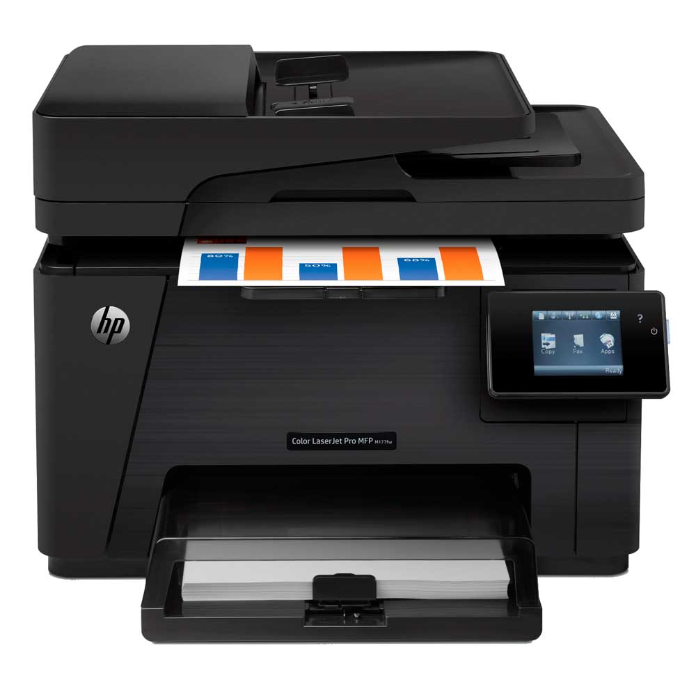 Refurbished All In One Color Laser Printers