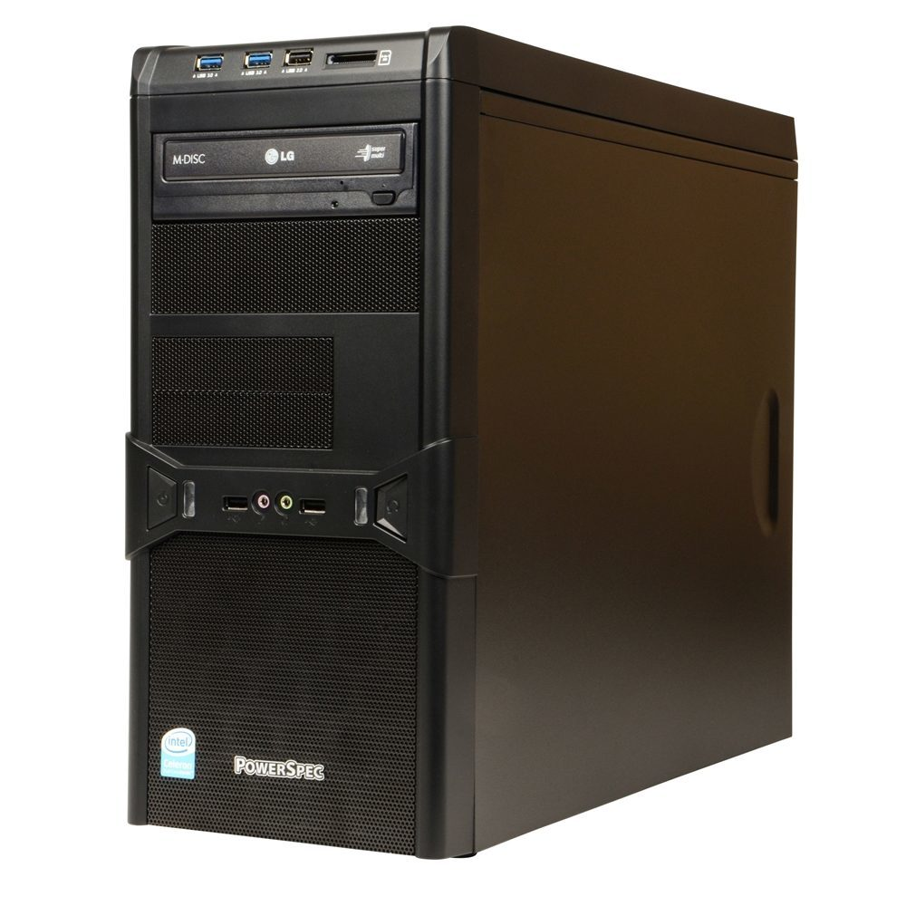 Powerspec N108 Desktop Computer Dm Electronics Direct